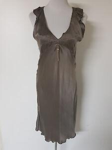 Trussardi-Vestito-Donna-Art-561257-Col-Bronzo-Sconto-65