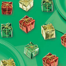 3D Presents Foil Christmas Table Confetti Sprinkles Christmas Table Decorations