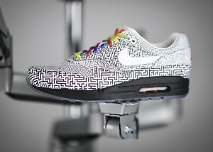 online retailer 2b012 e2cfb Image is loading Nike-Men-039-s-Air-Max-1-On-