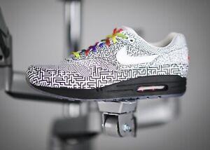 11c802c335dc Nike Men s Air Max 1 On Air Tokyo Maze CI1505-001 sz 9.5 susan patta ...