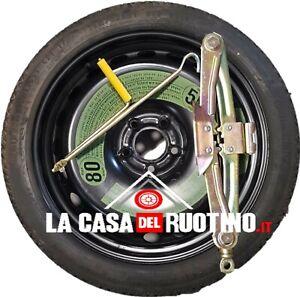 RUOTINO DI SCORT  FORD PUMA ORIGINALE+CRIC OMAGGIO RINF.(X NUOVO MODELLO 2020)