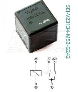 Relais V23134-M52-G242 Ersatz Original Tyco - OEM Original Relais