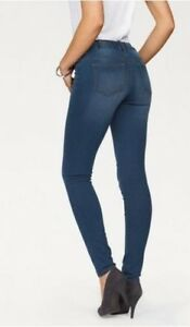 L Skinny Neuf Femmes Arizona Bleu Jeans gr Us 38 76 Pantalon 5BwnEqFgx