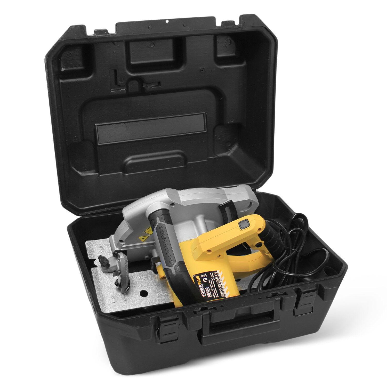Handkreissäge Kreissäge Säge + Laser + LED Leuchte im Koffer 1800 Watt