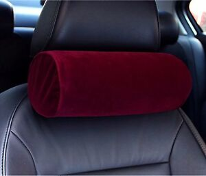 MF-Microfiber-Velvet-Memory-Foam-Car-Seat-Cushion-4-5-034-x11-034-12cm-x28cm-64-Color