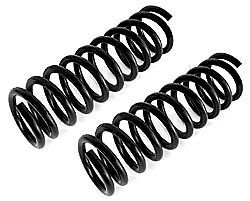 """3/"""" DROP 49-54 Chevy Belair 150 Nomad 210 Front Lowered Coil Spring Set"""