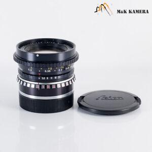 Leica PA-Curtagon-R 35mm/F4.0 Lens Yr.1986 Germany #659