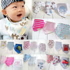 Baby Kids 8 Styles Bandana Bib Saliva Towel Dribble Triangle Head Scarf