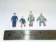 Lionel Polar Express 4 FIGURE SET Engineer, Brakeman, Conductor, Little Boy EX!