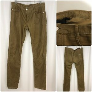 MARC-JACOBS-Men-Body-Corduroy-Cotton-Pants-Sz-30