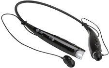 LG Tone+ Plus HBS-730 Wireless Bluetooth Stereo Music Headset Headphones Black