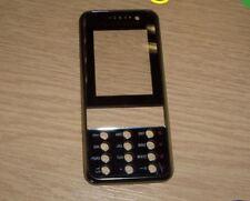 Genuine Original Sony Ericsson K660 K660i Front Fascia Cover Housing Black