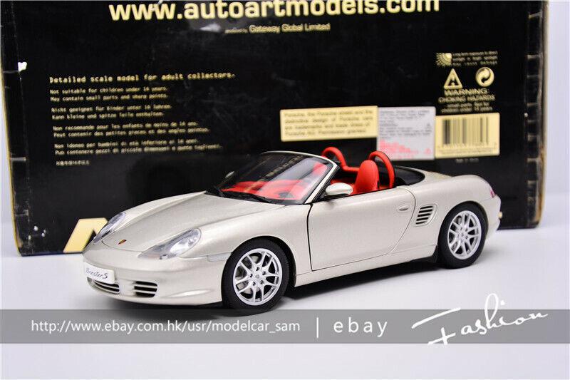 Autoart 1 18 Porsche BOXSTER S