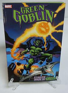 Green-Goblin-Lighter-Shade-of-Green-Marvel-Comics-TPB-Trade-Paperback-Brand-New