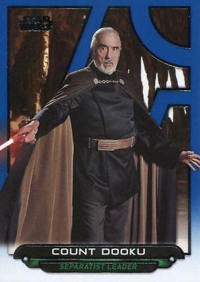 Star Wars Galactic Files Reborn Orange Parallel Base Card REB-1 Kanan Jarrus