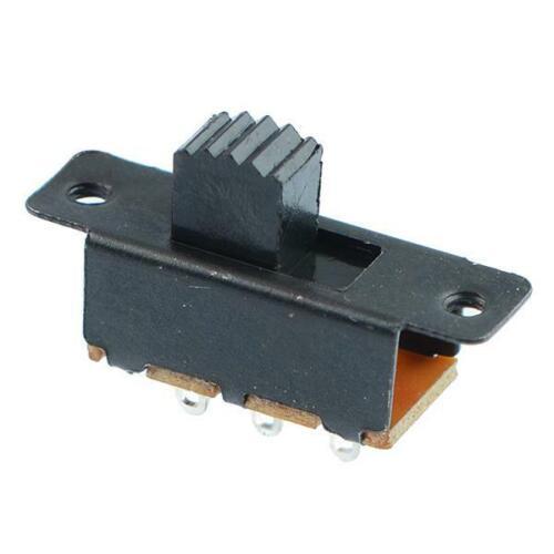 Miniature Mini On-On Slide Switch 3-Pin SPDT