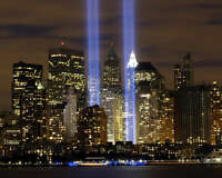 WORLD TRADE CENTER 9/11 MEMORIAL NYC 8X10 PHOTO