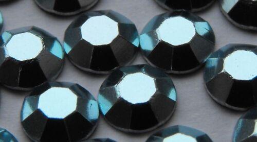 Hotfix Profi Metall Studs SS20 5mm AAA Grade Farbwahl 150 Stück Bügel-Nieten