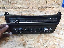 BMW F10 74K 550I XDRIVE 535I M5 AC CONTROL WITH THE DVD RADIO FACE OEM
