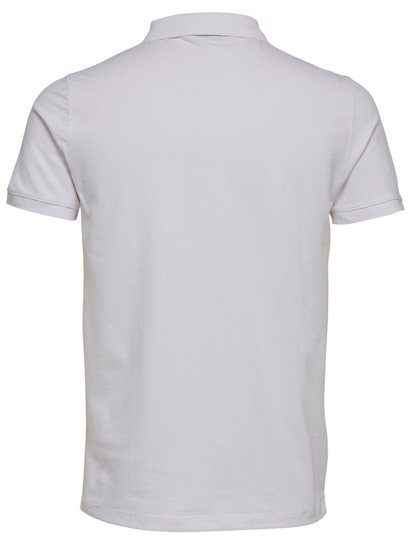 Selected L'Homme Tinta Unita,da Uomo Casual Elegante Elegante Elegante Maglietta Polo di Cotone 9d9715
