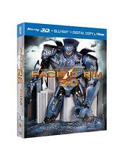 Pacific Rim Limited Robot Pack 3D/BD/Digital Copy (Region Free)