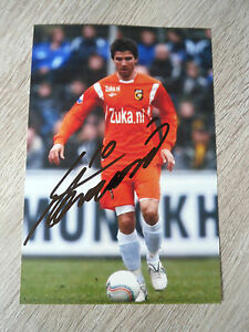 STEVANOVIC-1-VITESSE-REAL-SOCIEDAD-amp-SLOVENIA-WORLD-CUP-PHOTO-ORIGINAL-SIGNED