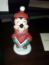 Disney Classics ~ PLUTO'S CHRISTMAS TREE CAROLER MINNIE #11K413080 *NIB* WDCC