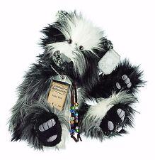SILVER TAG 4 Finley Orso Teddy edizione limitata da collezione provenienti da Suki