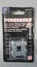 Powerbuilt 648410 Disc Brake Piston Tool