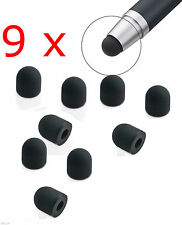 Pack of 9 x Wacom Bamboo Stylus Pen Replacement Nibs CS-100 200 120 ACK-20501 UK