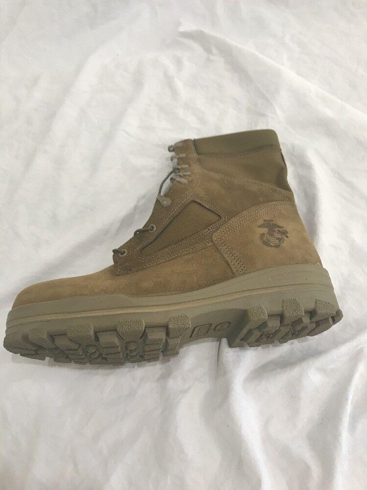 Bates USMC Warrior Steel Toe Stiefel - 40501 - Größe 13 M