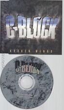 CD--C-BLOCK--BROKEN WINGS--PROMO