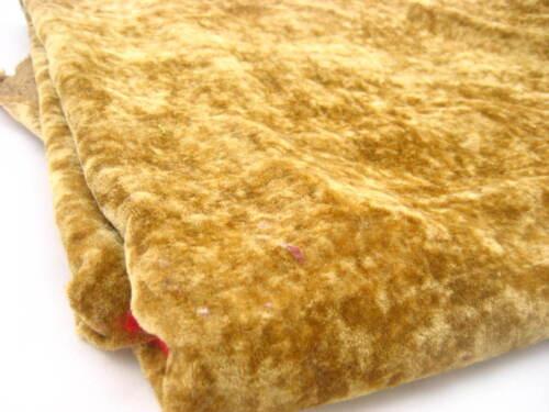 UK stock Crushed Velvet Fabric Craft UPHOLSTERY CHENILLE cushion Velour fabric