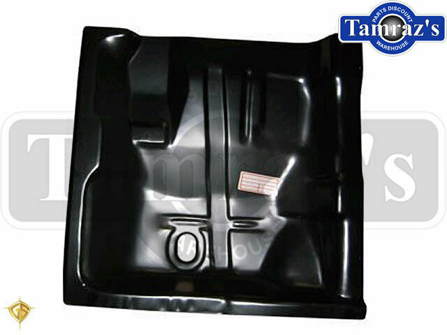 """70-74 Floor Pan Front to Rear Floor Pan 1//2 TRANS Tunnel LH 26/""""W x 50 1//2/""""L"""