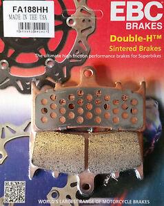EBC-FA188HH-Sintered-Brake-Pads-Front-for-Suzuki-GSXR750-1000-1100-GSX1300R
