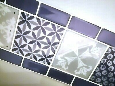 Self Adhesive Mosaic Tile Stickers