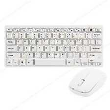 Wireless MINI Keyboard and Mouse for Microsoft Windows Vista/XP/7 WT UK