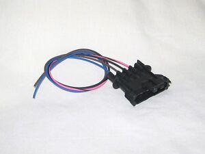 Image Is Loading Electronic Spark Control Module Esc Connector Pigtail 84