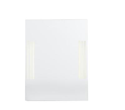 Glacier Bay Lighted Medicine Cabinet 22 In X 31 In Surface Mount Wood White For Sale Online Ebay