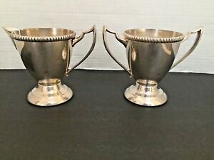 Vintage-Silver-Plated-Sheets-Rockford-S-Co-1875-Sugar-and-Creamer-Set