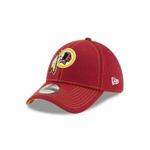 Washington Redskins New Era NFL Sideline Official Road 39THIRTY Flex Fit Hat Cap