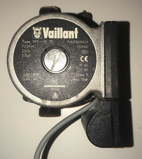 Vaillant VP5 - ZE 15 Grundfos 161097 161097 161097 4e1759