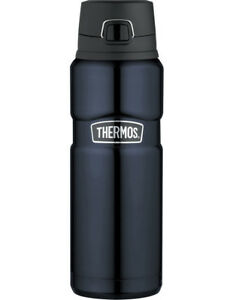 NEW Thermos Stainless Steel King Vacuum Insulated Bottle  710ml