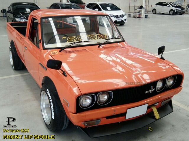JDM for Datsun 620 Pickup Front Lip Spoiler Materials ...