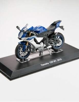 Yamaha Moto yzf-r1 2015-1:18 Scale-Die Cast g1boxb003