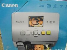 Canon Selphy CP780 Compact Photo Printer BRAND NEW