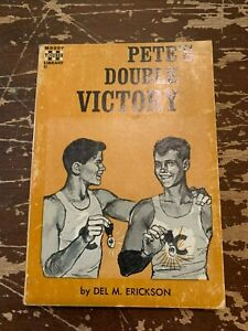 1960-Pete-039-s-Double-Victory-by-Del-M-Erickson-Moody-Press-Paperback