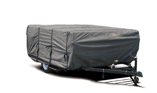 Camco 45763 RV Cover Ultraguard - Length 12-feet To 14-feet