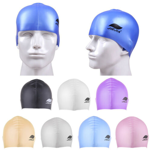 Bathing Headwear Diving Hat Anti-slip Snorkeling Cap for Swimming Pool Party