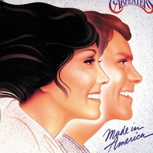 Made-in-America-LP-The-Carpenters-180g-Vinyl-Remastered